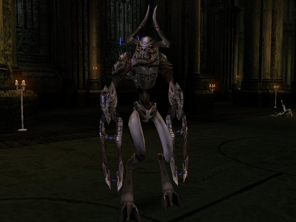 Lightning demons (Soul Reaver 2)