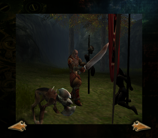 Attack dogs (vampire hunters)