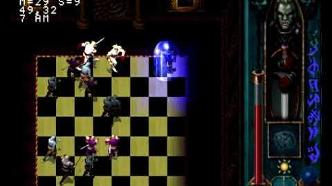 Blood Omen Legacy of Kain - Deleted Chess Match