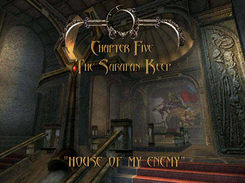 House of my Enemy (chapter)