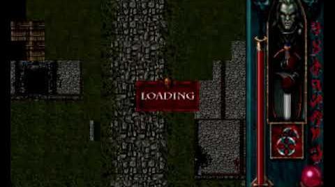 Blood Omen Legacy of Kain - Early Version of Avernus