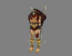 Defiance-Model-Character-Feral m