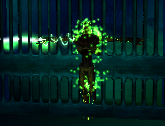 Phasing through gates