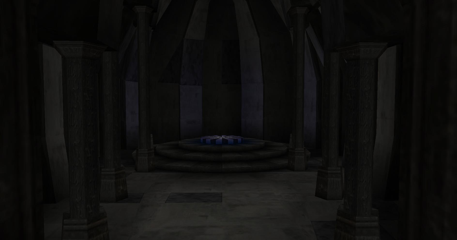 Spirit Glyph Altar
