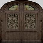 Defiance-Texture-LibrarySeal-Door