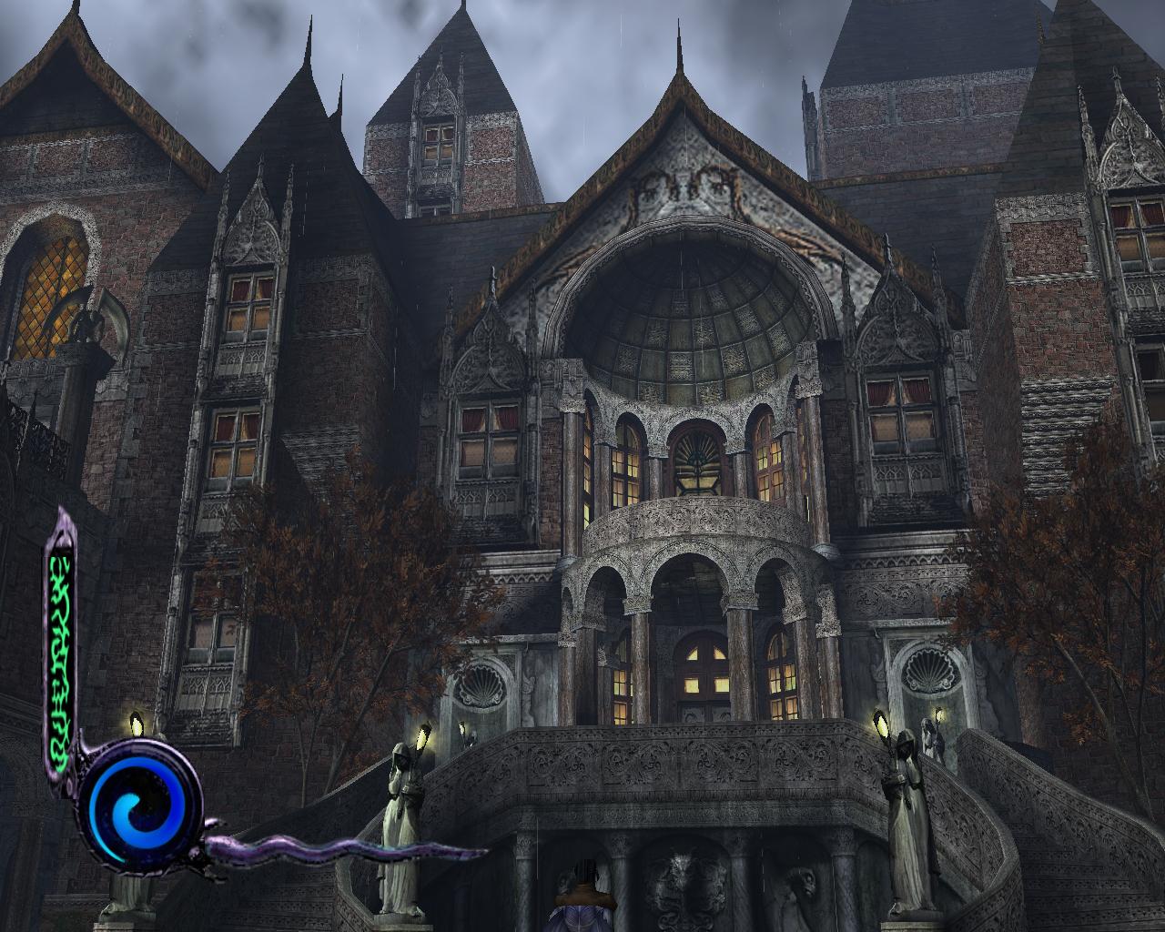 Vorador's Mansion