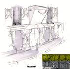 Kain-mainbuilding entrancetoMalekElevator