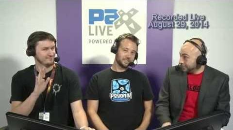 Nosgoth on Twitch at PAX Prime 2014