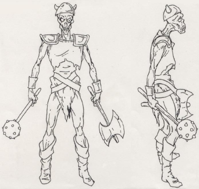 Skeletons (enemies)