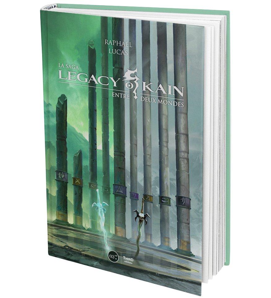 La Saga Legacy of Kain : Entre Deux Mondes