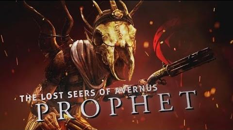 Nosgoth - Class Warfare Prophet