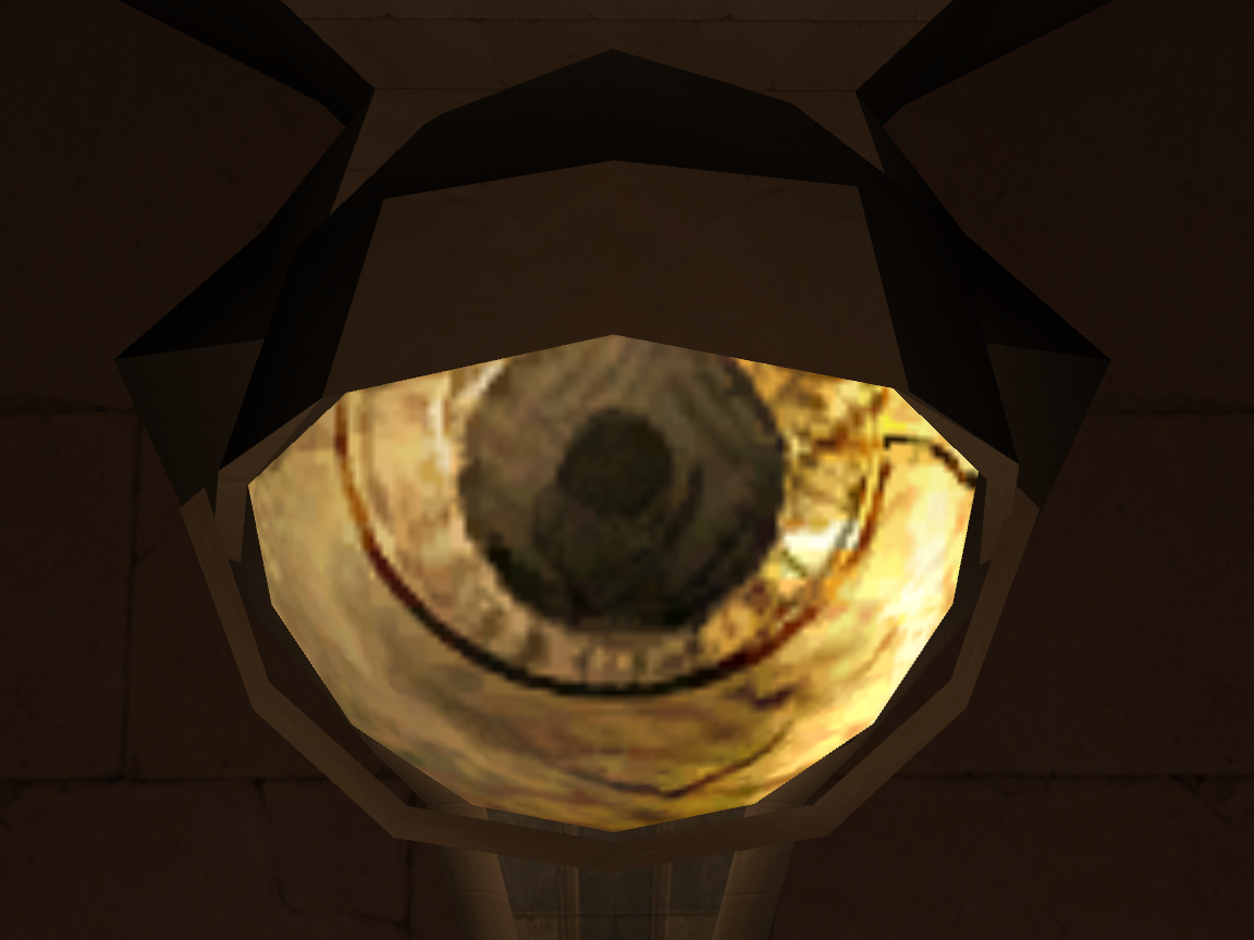 Sentry eyes