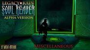 Soul Reaver Alpha - Miscellaneous