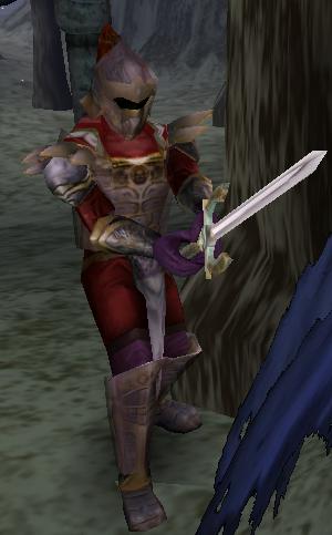 Sarafan warriors (swordsmen)