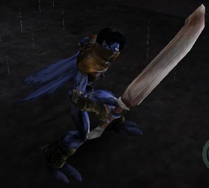Combat (Soul Reaver 2)