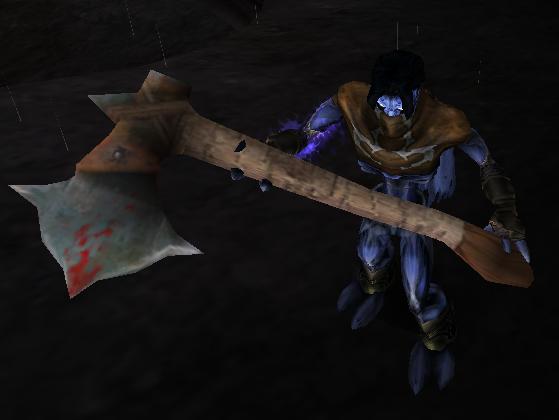Axes (Soul Reaver 2)