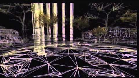 Defiance - 3D enviroment render - The Pillars