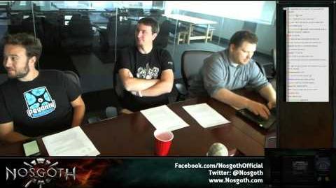Nosgoth Dev Stream, Episode 001 - Beta Key Giveaway