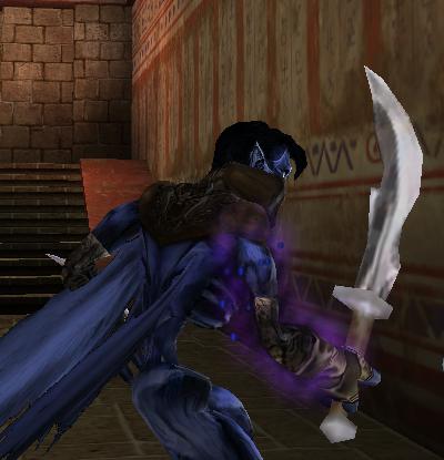 Scimitars (Soul Reaver 2)