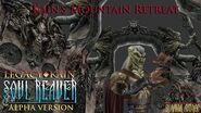 Soul Reaver Alpha - Kain's Mountain Retreat