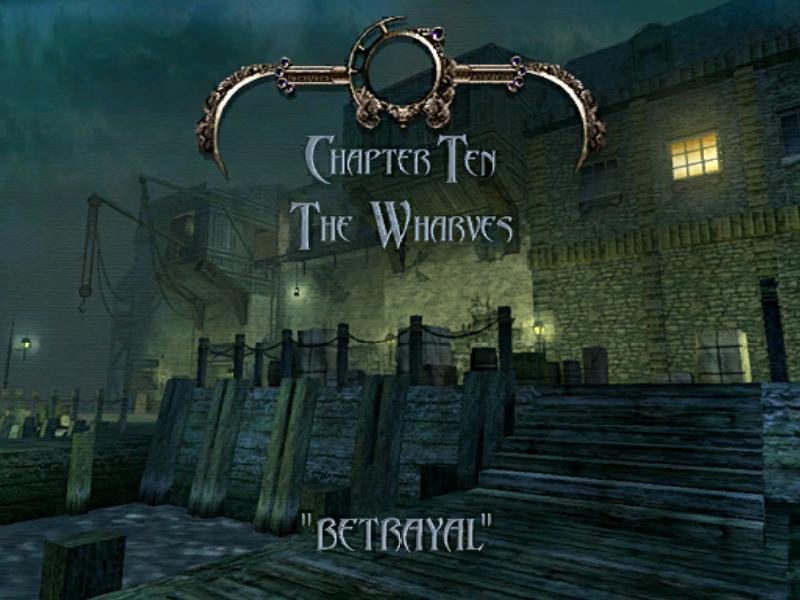 Betrayal (chapter)