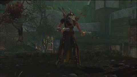Nosgoth - Prophet Gameplay (Human class)