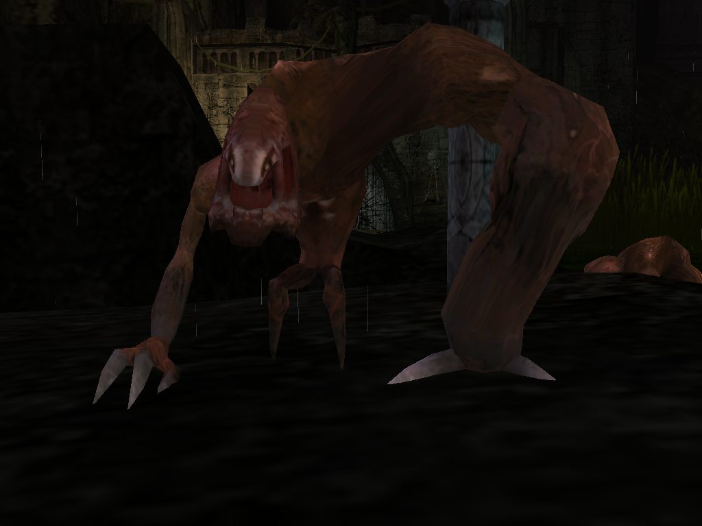 Mutants (Soul Reaver 2 enemies)