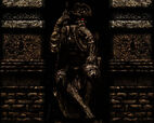 Kain main statue