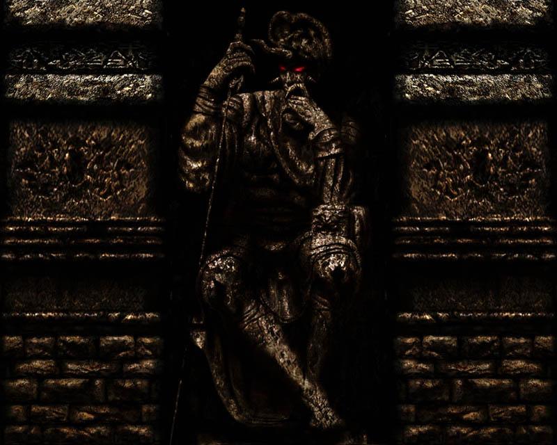 Kain main statue.jpg