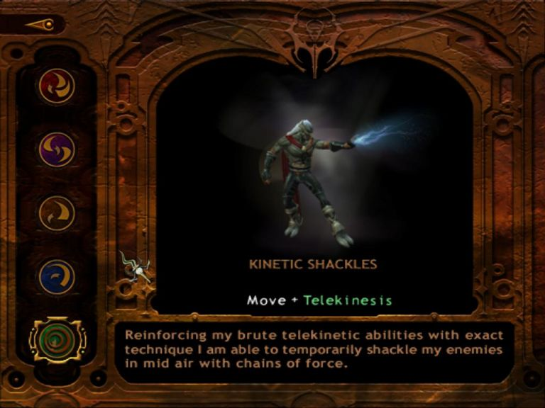 Kinetic Shackles