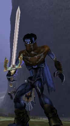 Long swords (Soul Reaver 2)