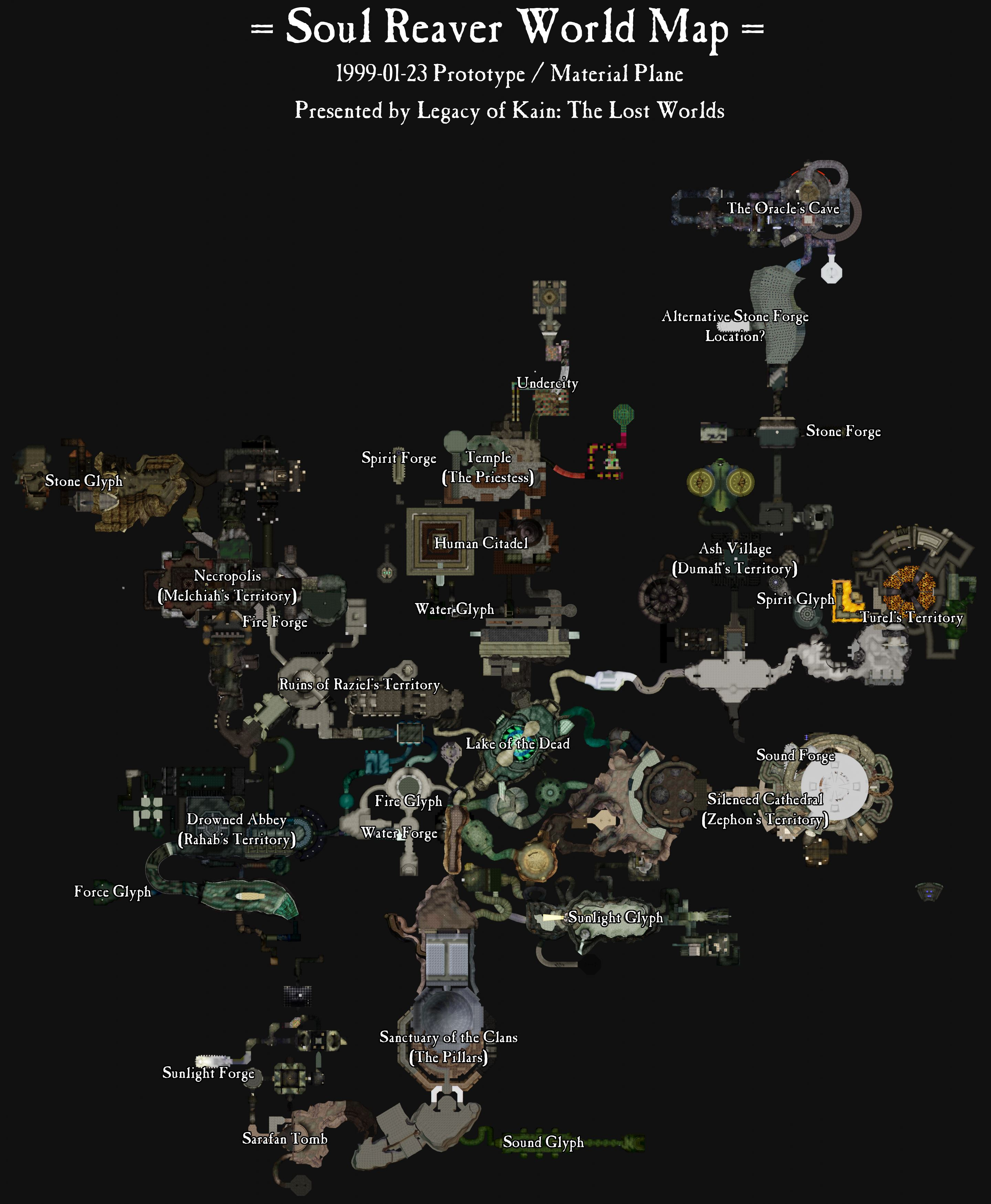 World Map Evolution-01-Maps-Soul Reaver World Map-1999-01-23-Material-Annotated.jpg