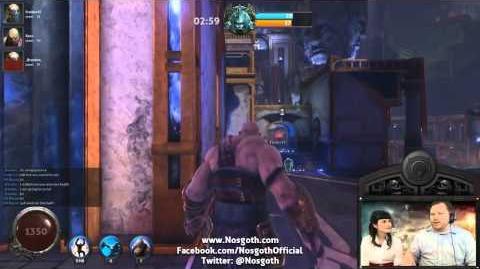 Nosgoth Dev Stream, Episode 002 - Devil's Night Event