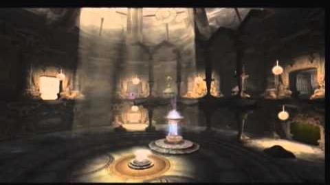 Defiance - 3D enviroment render - Vampire Citadel (Air Forge)