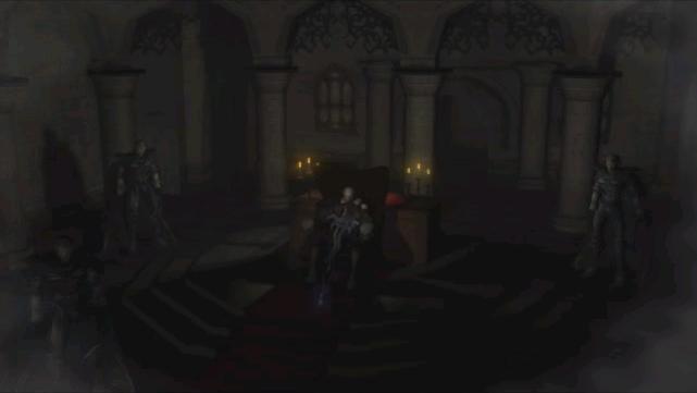 Kain's castle