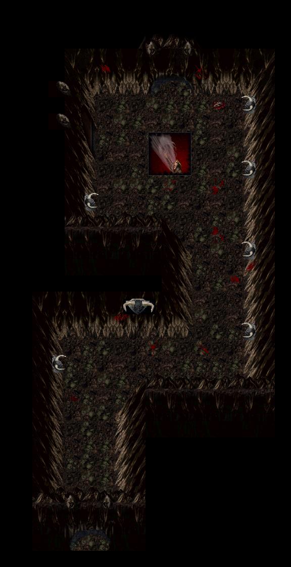 Spirit Wrack Dungeon