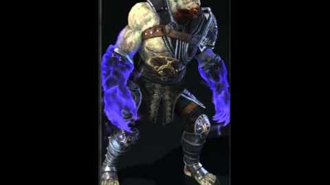 """Nosgoth - Tyrant's """"Occult"""" Charge"""