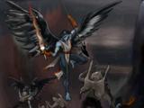 Vampire-Hylden war