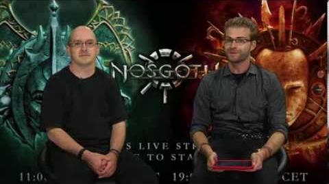 Nosgoth - Live Community Q&A, September 30th 2013-0