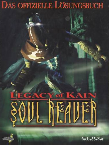 Legacy of Kain: Soul Reaver - Das Offizielle Lösungsbuch