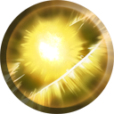 The Light Bomb icon as it appears in Nosgoth.