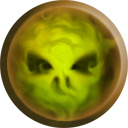 The Poison Cloud icon as it appears in Nosgoth.