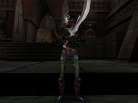 A Greater Thrall in Soul Reaver 2.
