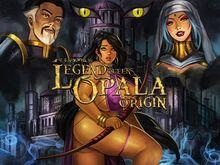Queen legend opala of [Tool]