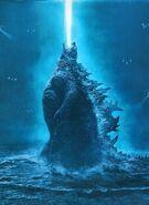 Godzilla from Godzilla King of Monsters