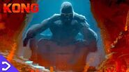 What Kong Was Doing During Godzilla King Of The Monsters REVEALED