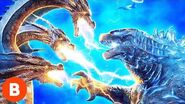 Godzilla Monsters Ranked From Weakest To Strongest