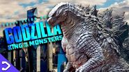 Where Did Godzilla Come From? - Godzilla King of the Monsters THEORY