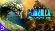 The Titans You DIDN'T SEE In Godzilla King Of The Monsters! (2019)