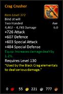 Crag Crusher I